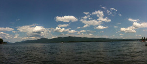 Lake George Water Temperature