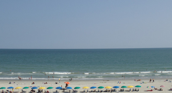 Myrtle Beach Water Temperature In May