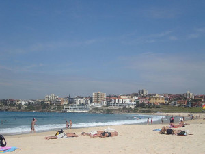 Bondi Beach Water Temperature