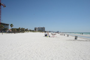 Clearwater Beach Water Temperature