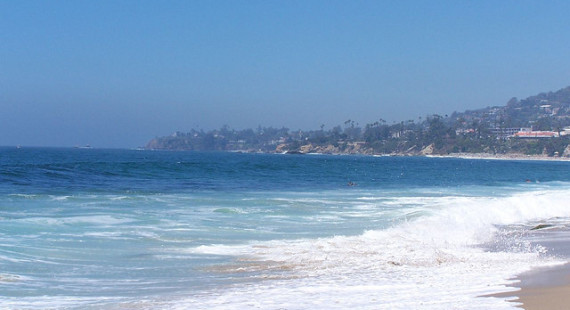 Laguna Beach Water Temperature
