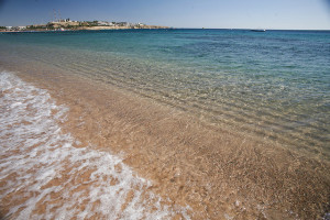 Sharm el-Sheikh water temperature
