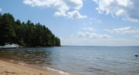 Sebago Lake Water Temperature : Forecast & Current Water Temp