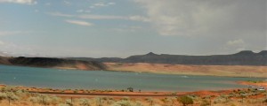 Sand Hollow Reservoir Water Temperature